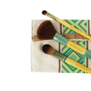EcoTools, BoHo Luxe Duo Brush Set, Limited Edition限定色四件組#新春五折