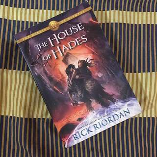 House of Hades (Rick Riordan)