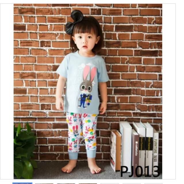 💖💖2T-6T CNY Chinese New Year Birthday Gifts New Cutie Pyjamas Sweet Kids  children top short shirts long pants home outdoor boy girl 9e1fa9c29