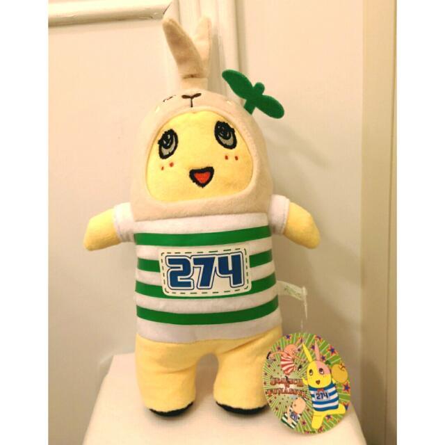 船梨精×監獄兔玩偶