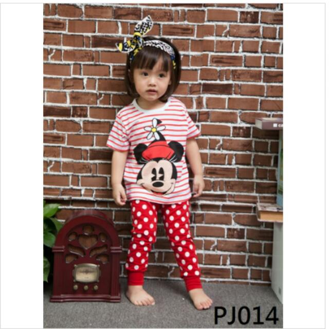 💖💖2T-6T CNY Chinese New Year Birthday Gifts New Cutie Pyjamas Sweet Kids  children top shirts long pants home outdoor boy girl 178c5a396