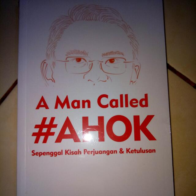 A Man Called #AHOK