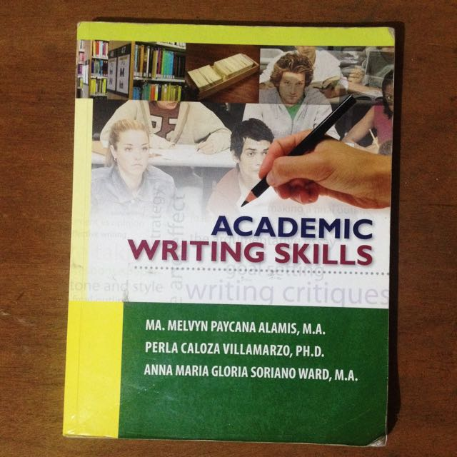 Academic Writing Skills For College
