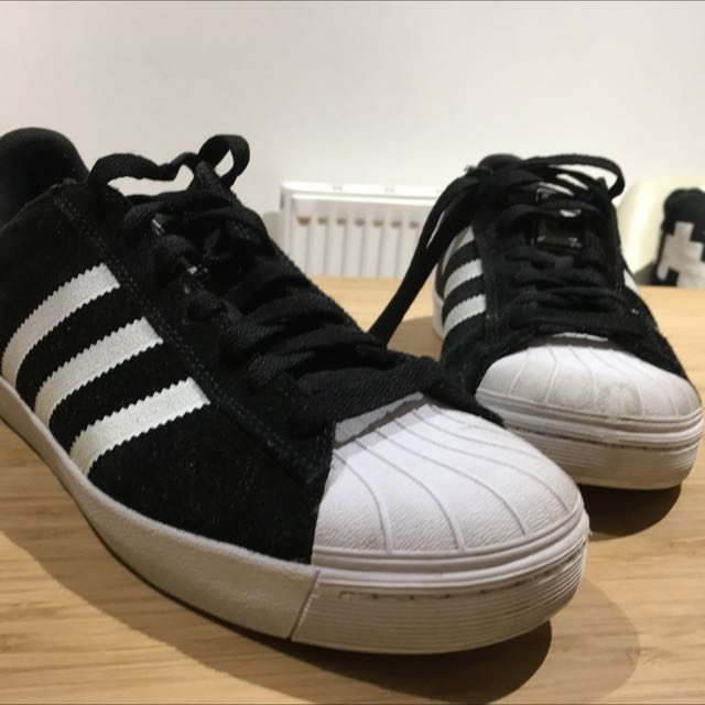 Adidas Skateboard Superstar, Men's Fashion, Footwear on