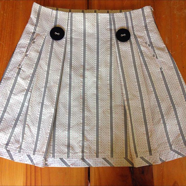 Alannah Hill Slide Over Here Skirt