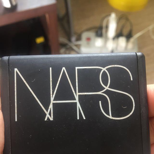Albatross NARS Highlighting Blush Powder