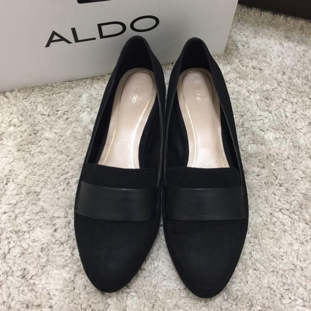 ALDO 跟鞋