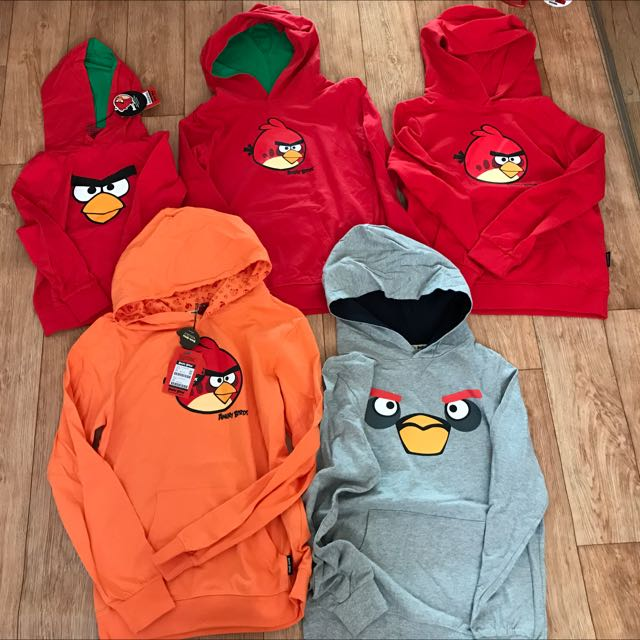 Angrybirds Tops