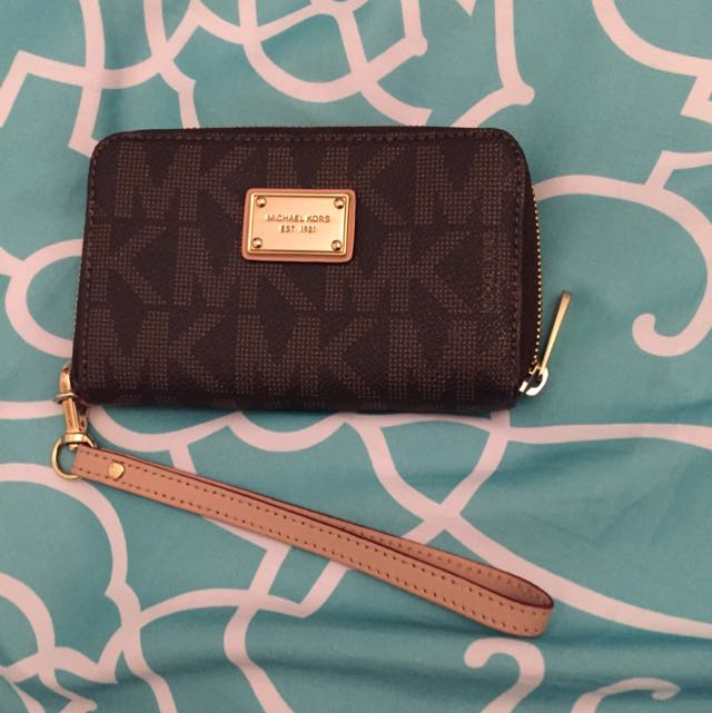 Authentic Michael Lord Wristlet