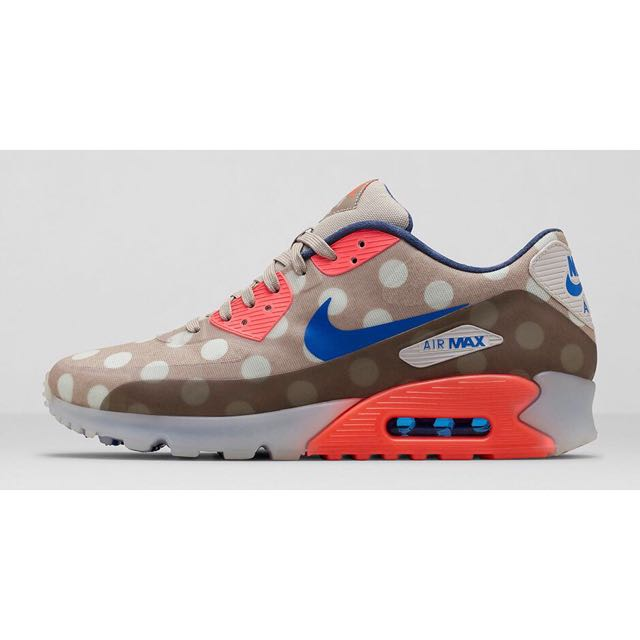 best service 75945 5e7d7 Authentic Nike air max 90 ice city QS (667635 001), Womens Fashion, Shoes  on Carousell