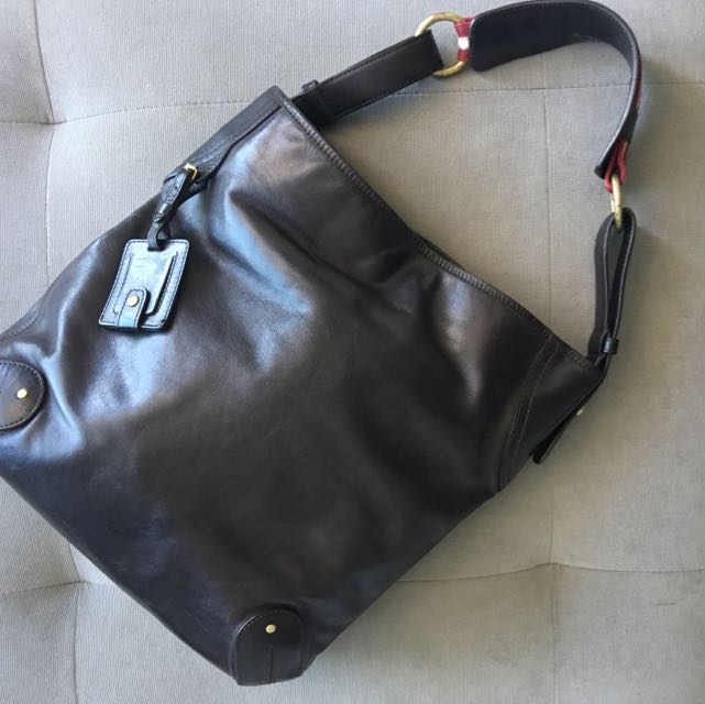 Bally Authentic Leather Bag