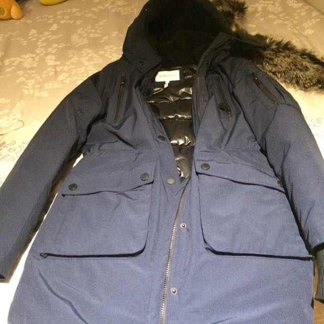 BCBG Waterproof Coat