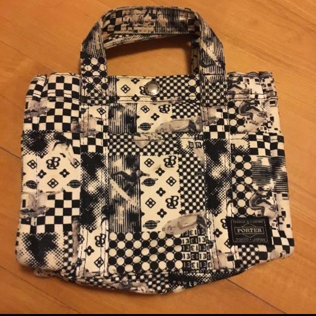 Beams Boy X Porter Handbag