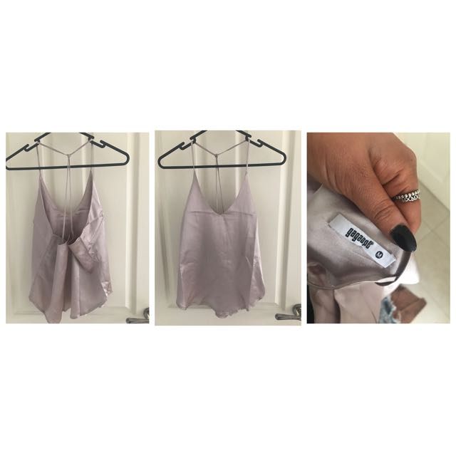 Brand New Silk Top