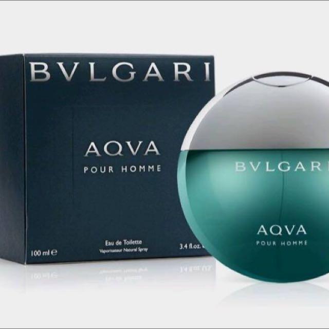 Bulgari Aqua Pour Homme For Men