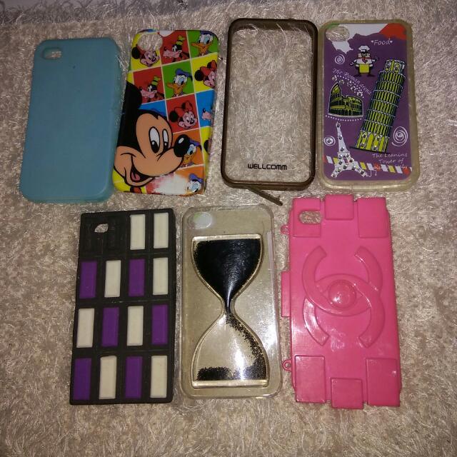 Case Iphone 4S