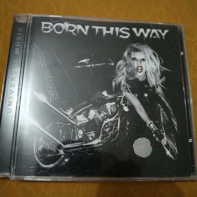 CD Lady GaGa