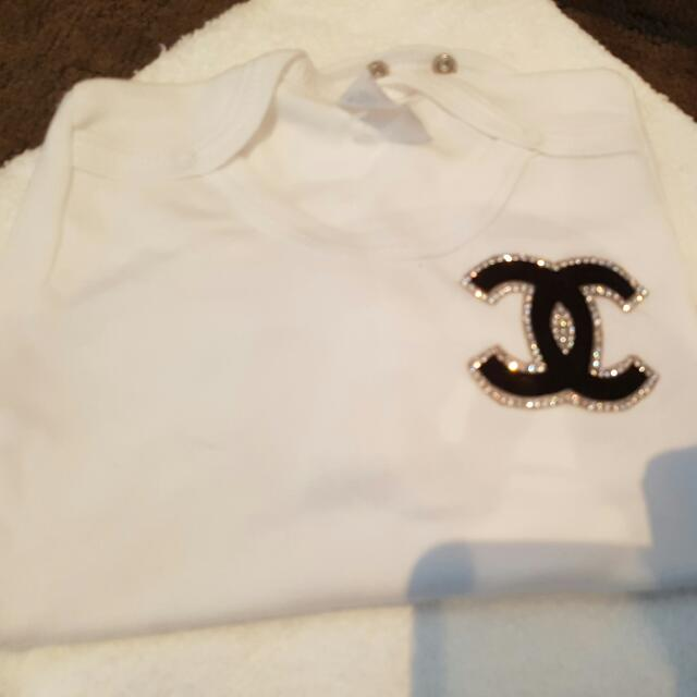 Chanel Baby Girl.. Size 3-6mnths