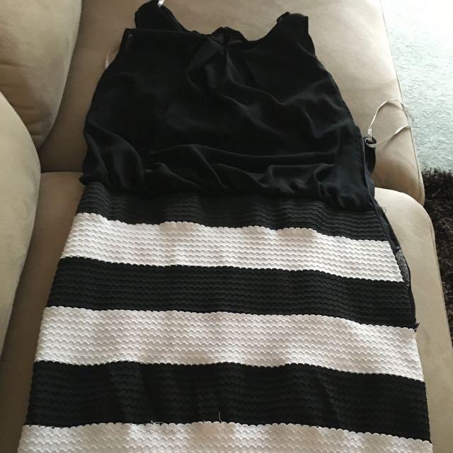 Classy Short Dress