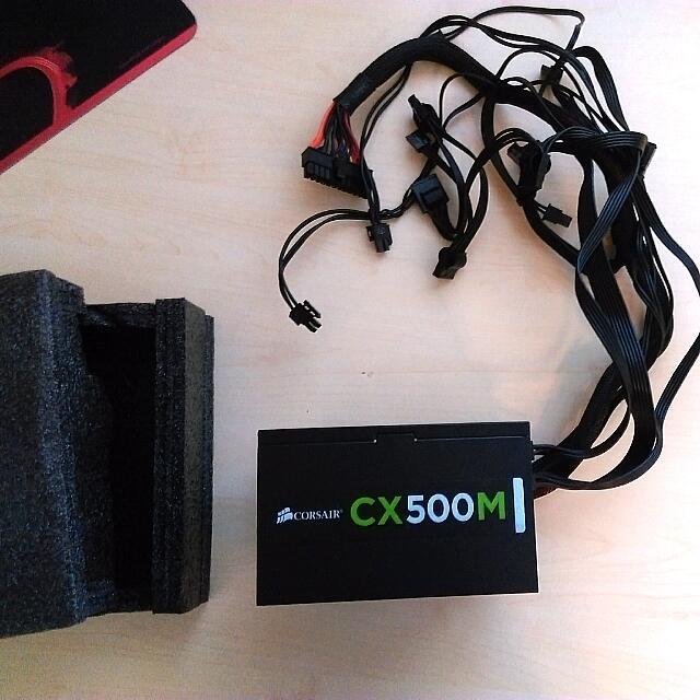 Corsair CX500M(Modular) Power Supply