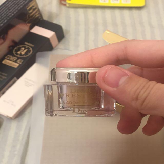Dior 粉底霜