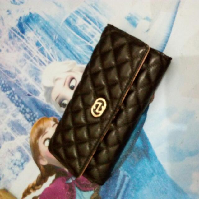 Dompet Jims Honey Hitam Import