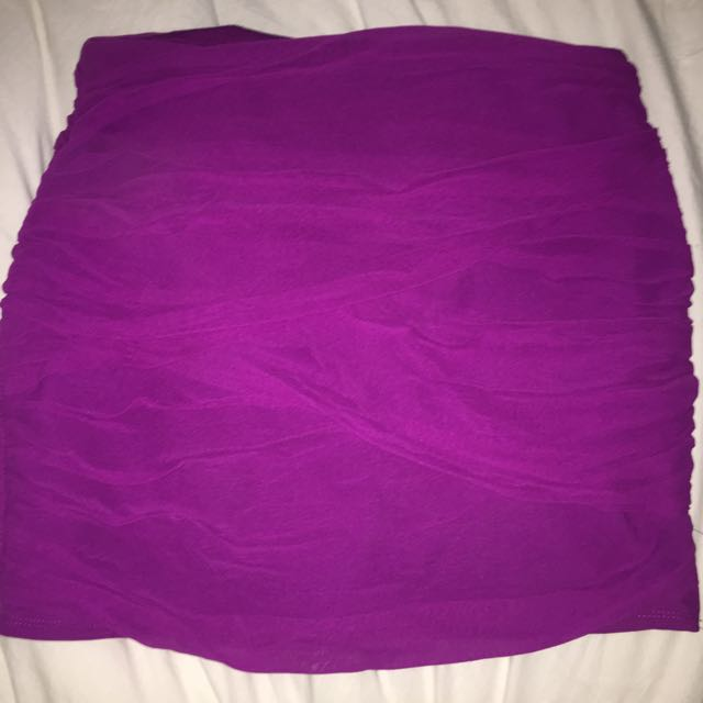 Dotti Mesh Wrap Skirt