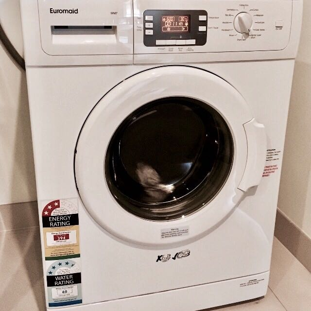 Euromaid Washing Machine • 7KG •