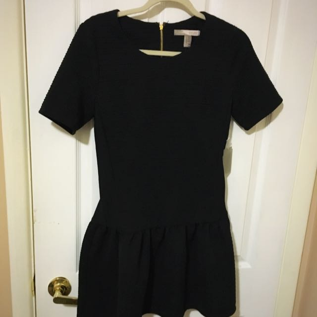 F21 Peplum Dress Size S