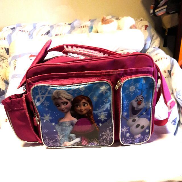 Frozen Baby Bag