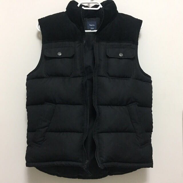 *Reduced from $10 Gap Kids Black puffer