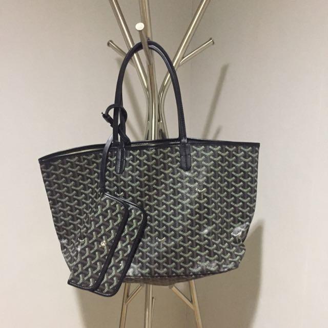 Goyard Black Bag