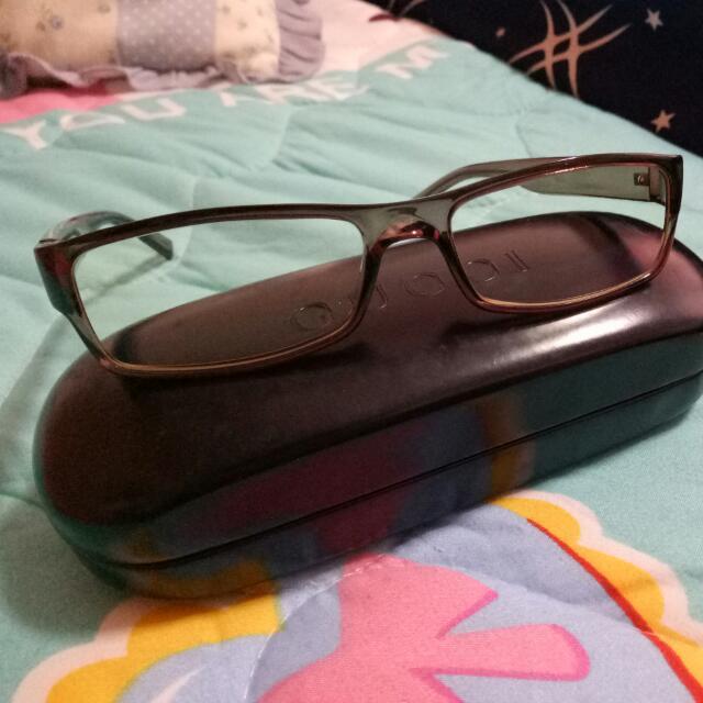 正品Gucci眼鏡鏡框(保留待匯款)