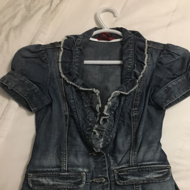 Guess Jean Jacket!