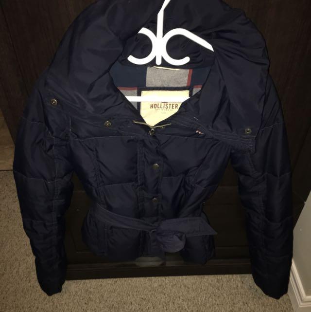 Hollister Down-Filled Coat