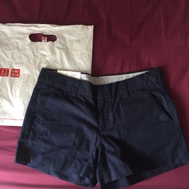 Hotpants Uniqlo