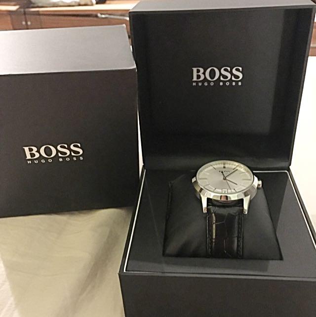 Hugo Boss Brand New Men's Watch quartz