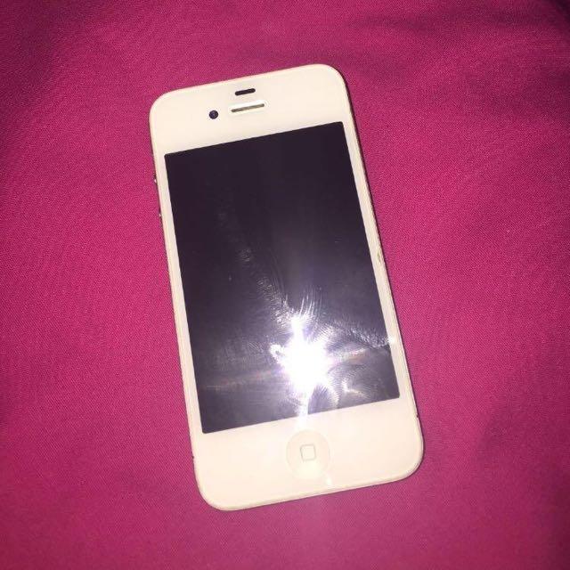 iPhone 4s Unlocked !