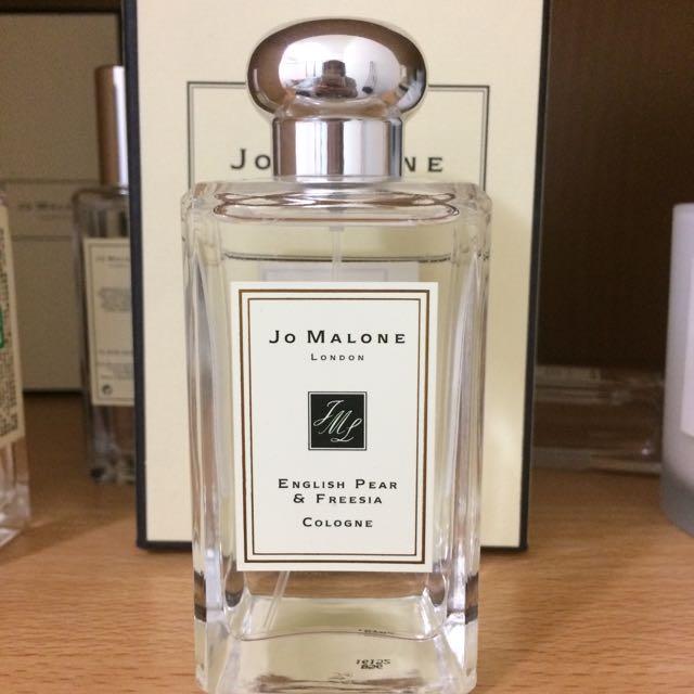 Jo Malone English Pear& Freesia英國梨與小蒼蘭100ml