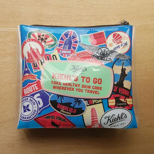 Kiehl's To Go Skincare Pack