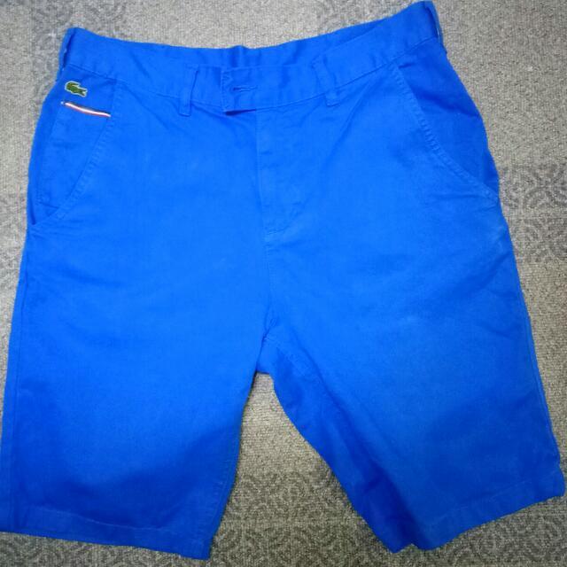 Lacoste Live Mens Shorts Size 30-32