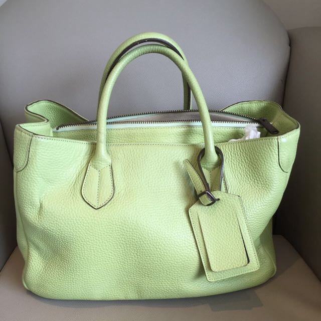 Mademoiselle Authentic Tote Bag
