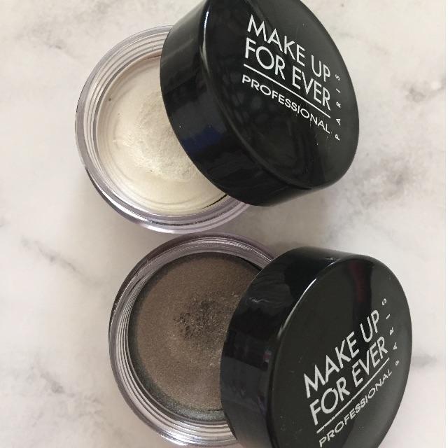 Make Up For Ever (MUFE) Aqua Cream Shade #4 Snow Waterproof