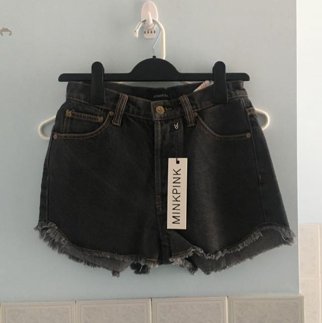 Minkpink Highwaisted Shorts