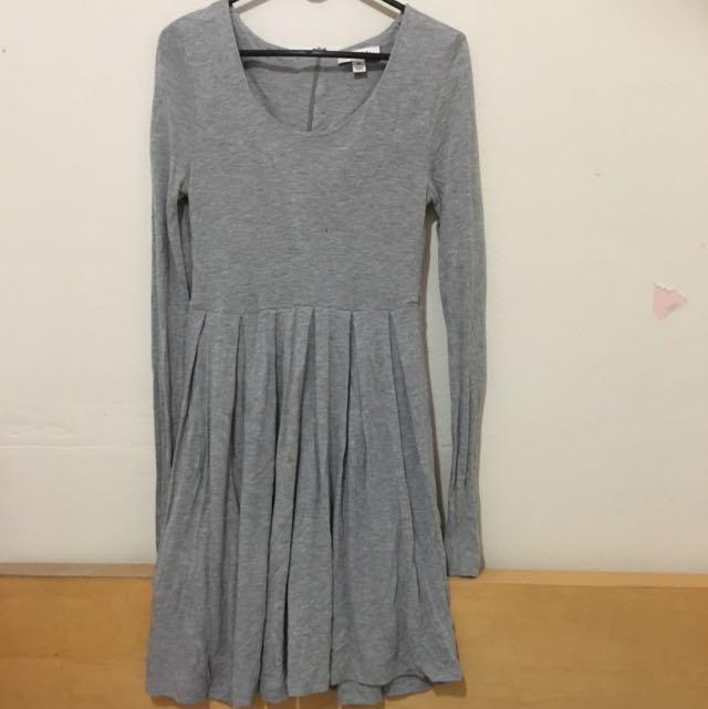 Miss Shop Grey Dress