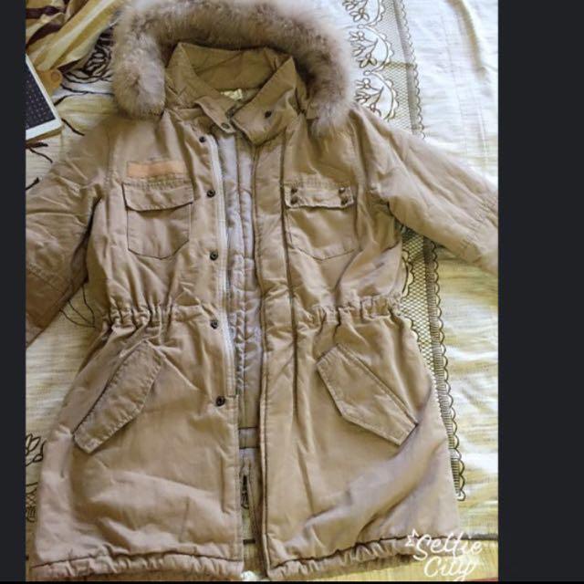 正韓超保暖N3B外套