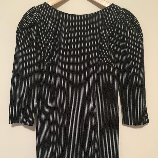 Nookie Patterned Dress