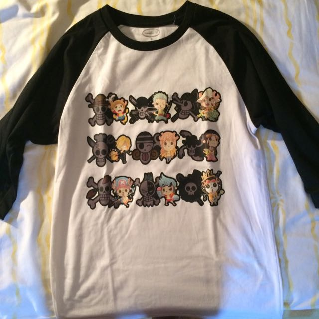 One Piece (anime 3/4 Shirt)