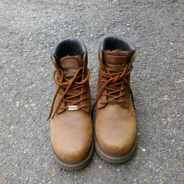 ORIS 復古男靴