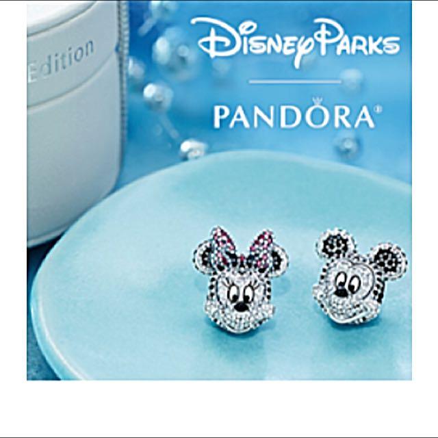 全新正品澳洲購回潘朵拉Pandora限定版迪士尼